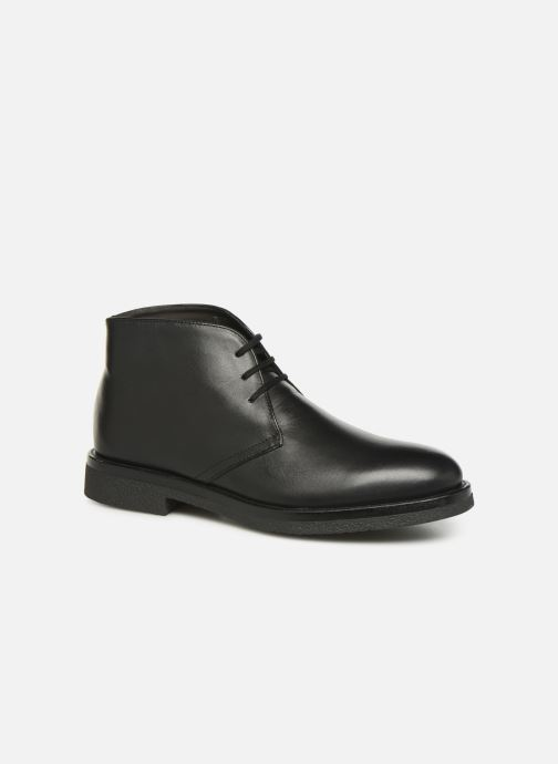 Ankle boots Florsheim TOWER Black detailed view/ Pair view