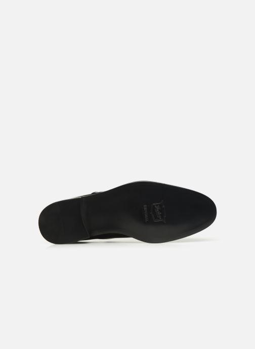 Chaussures à lacets Florsheim WITNESS Noir vue haut