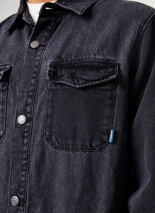 Vêtements Tommy Jeans TJM CARGO JACKET CRMXK Noir vue face