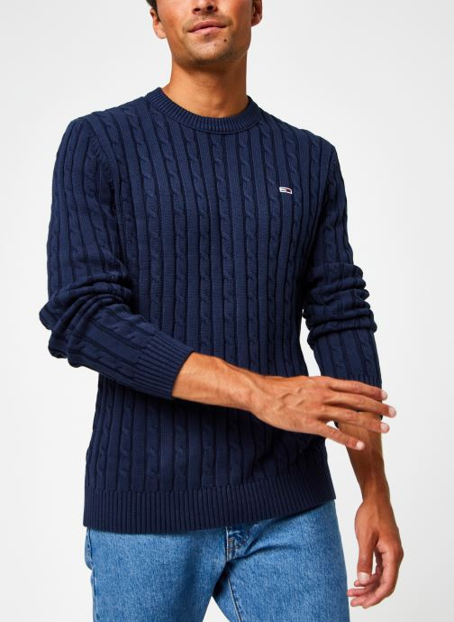 TJM ESSENTIAL CABLE SWEATER