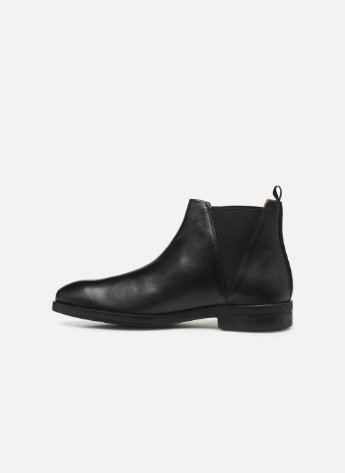 Bottines et boots Marvin&Co Nels Noir vue face