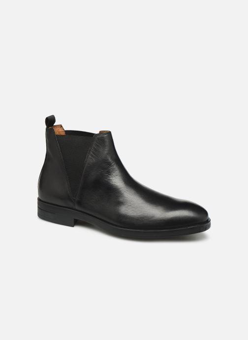 Bottines et boots Marvin&Co Nels Noir vue détail/paire