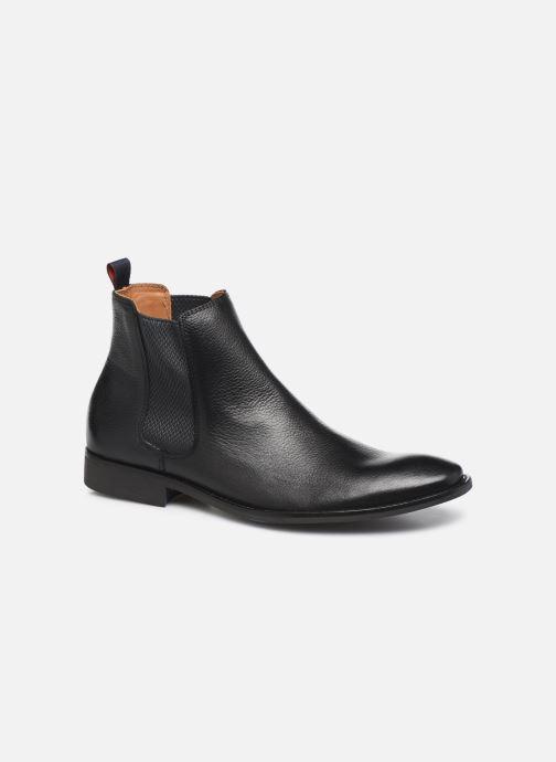 Ankelstøvler Marvin&Co Nairobi Sort detaljeret billede af skoene