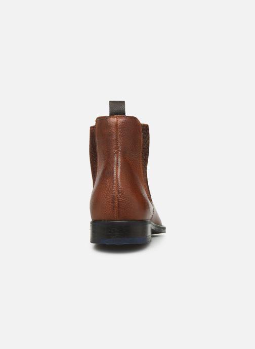 Bottines et boots Marvin&Co Nairobi Marron vue droite