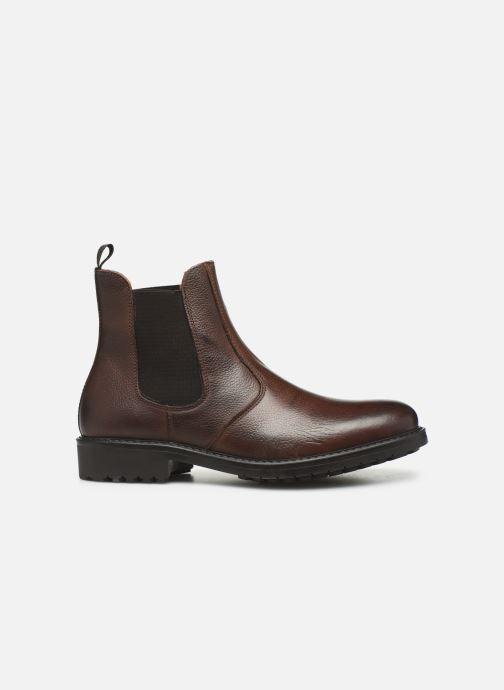 Boots en enkellaarsjes Marvin&Co Nea Bruin achterkant