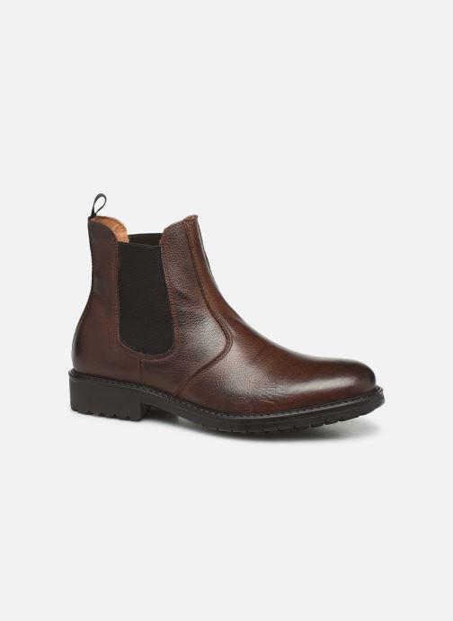 Boots en enkellaarsjes Marvin&Co Nea Bruin detail