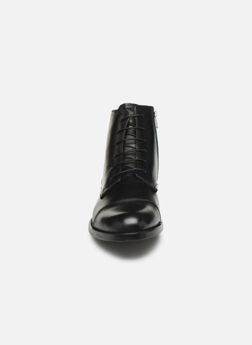 Bottines et boots Marvin&Co Newman Noir vue portées chaussures