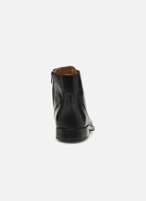 Bottines et boots Marvin&Co Newman Noir vue droite