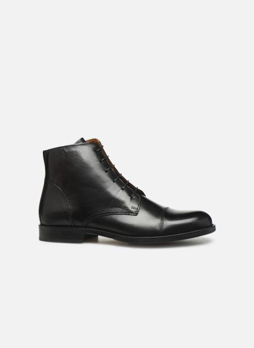 Stiefeletten & Boots Marvin&Co Newman schwarz ansicht von hinten