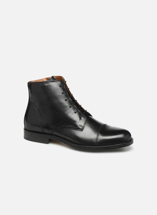 Stiefeletten & Boots Marvin&Co Newman schwarz detaillierte ansicht/modell