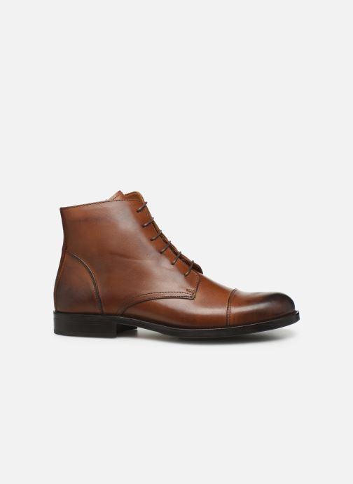 Stiefeletten & Boots Marvin&Co Newman braun ansicht von hinten