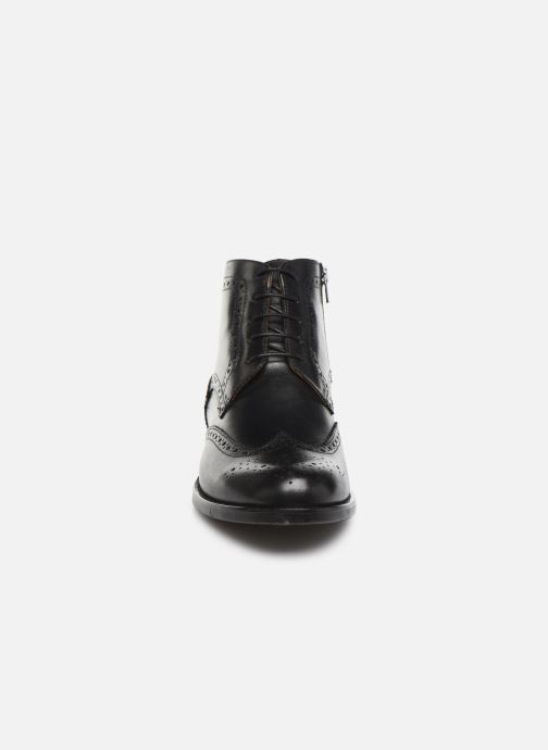 Bottines et boots Marvin&Co Nello Noir vue portées chaussures