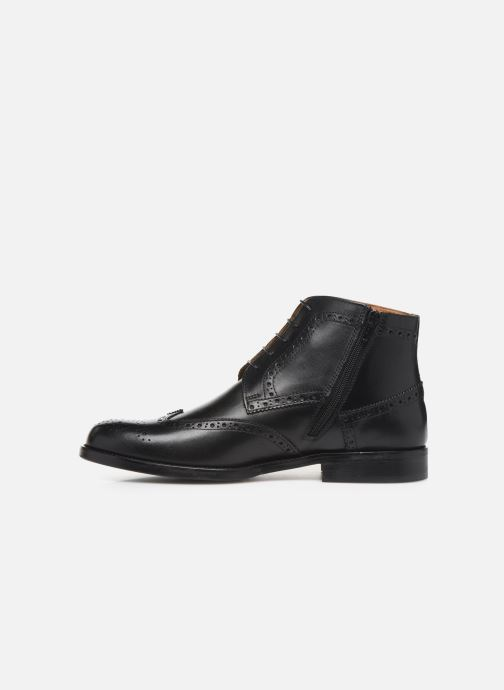 Ankle boots Marvin&co Nello Black front view