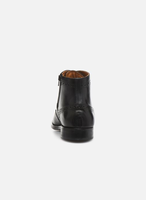 Ankle boots Marvin&co Nello Black view from the right