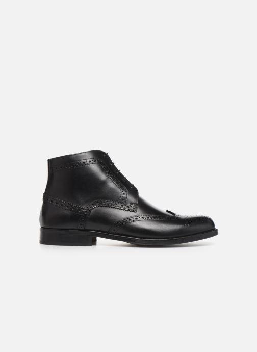 Boots en enkellaarsjes Marvin&Co Nello Zwart achterkant