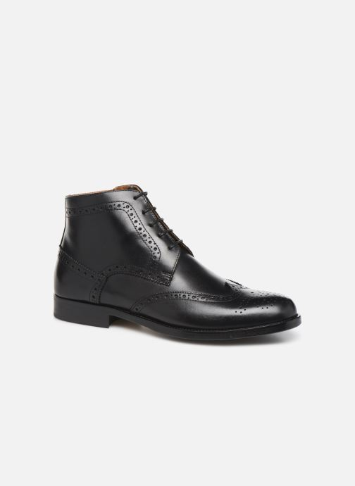 Boots en enkellaarsjes Marvin&Co Nello Zwart detail