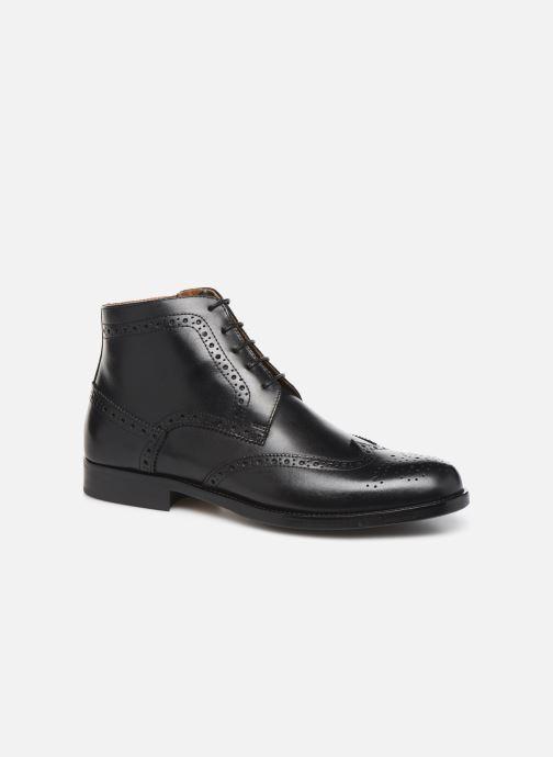 Bottines et boots Marvin&Co Nello Noir vue détail/paire