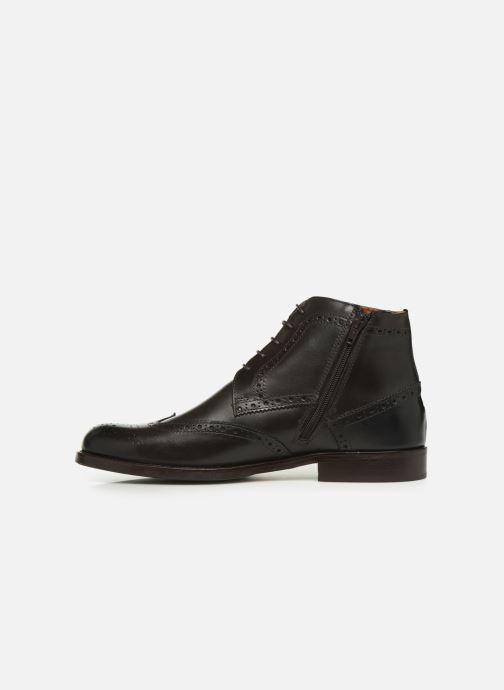 Bottines et boots Marvin&Co Nello Marron vue face