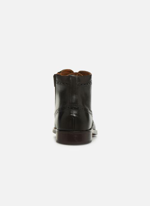 Bottines et boots Marvin&Co Nello Marron vue droite