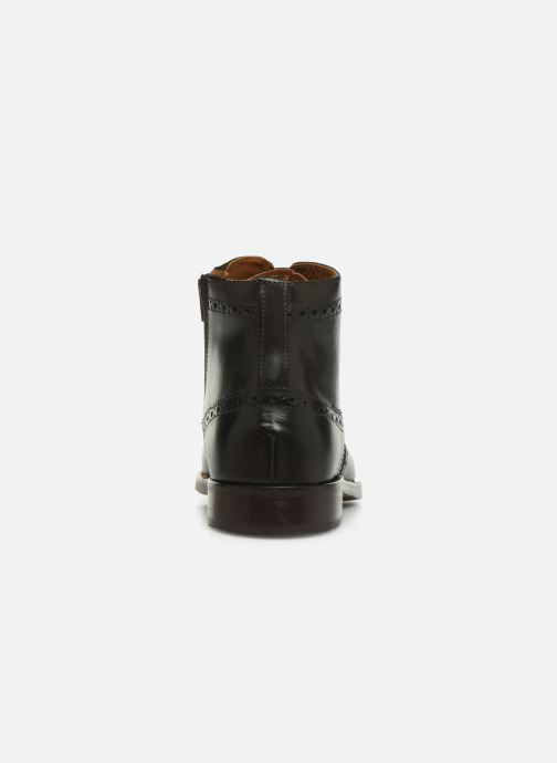 Bottines et boots Marvin&Co Nello Marron vue droite