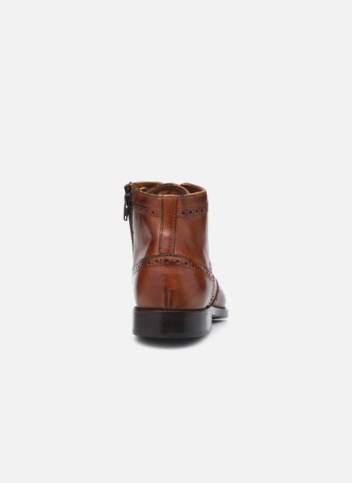 Stiefeletten & Boots Marvin&Co Nello braun ansicht von rechts