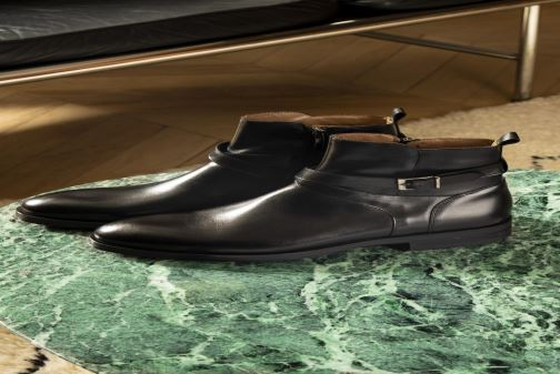 Bottines et boots Marvin&Co Nazario Marron vue bas / vue portée sac