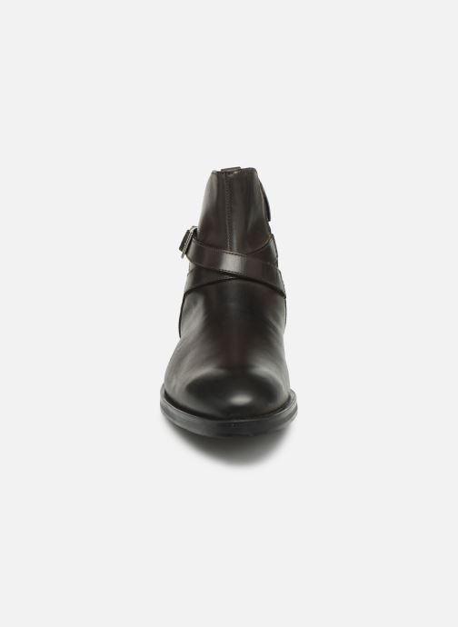 Stiefeletten & Boots Marvin&Co Nazario braun schuhe getragen