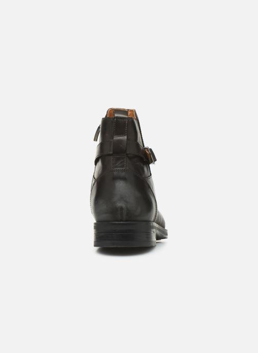 Bottines et boots Marvin&Co Nazario Marron vue droite