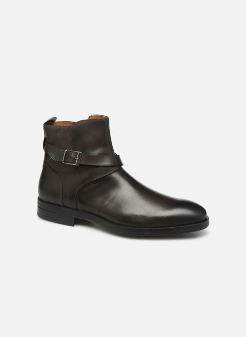 Bottines et boots Marvin&Co Nazario Marron vue détail/paire