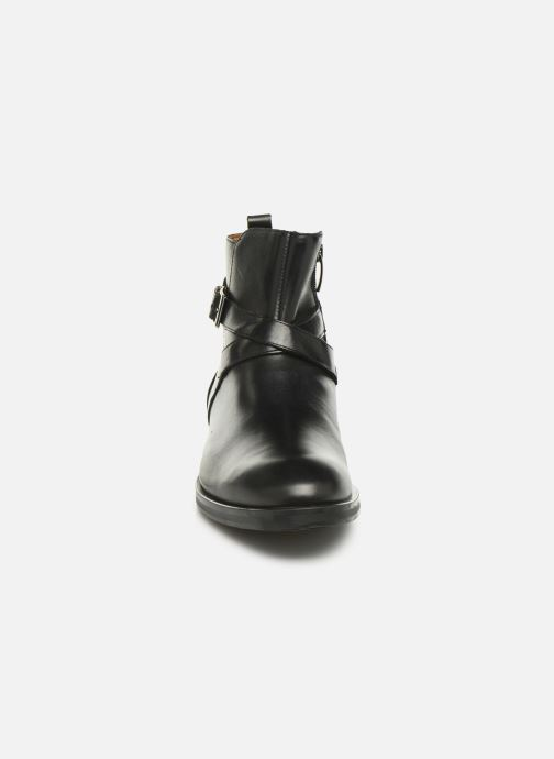 Boots en enkellaarsjes Marvin&Co Nazario Zwart model
