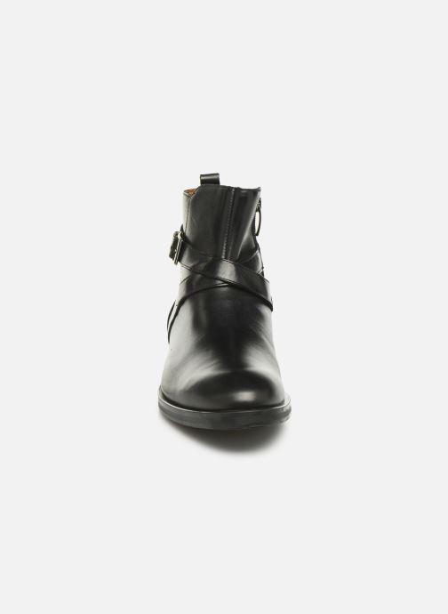 Bottines et boots Marvin&Co Nazario Noir vue portées chaussures