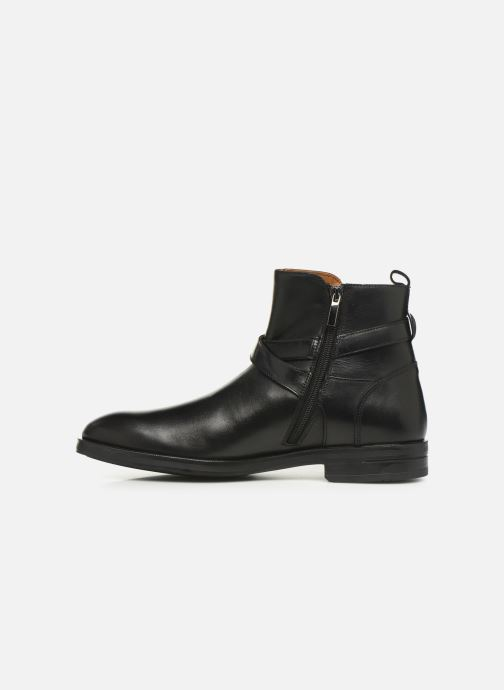 Bottines et boots Marvin&Co Nazario Noir vue face