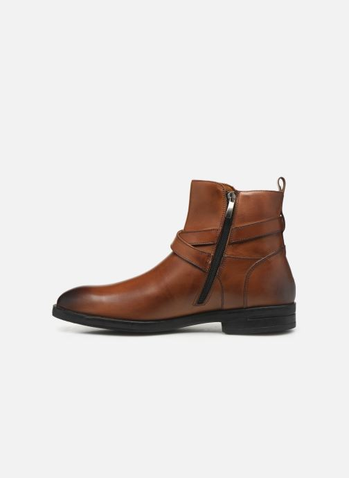 Bottines et boots Marvin&Co Nazario Marron vue face