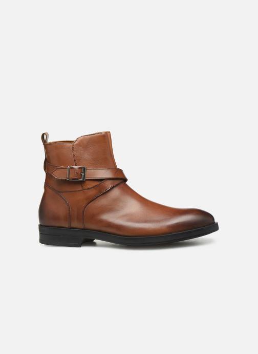 Boots en enkellaarsjes Marvin&Co Nazario Bruin achterkant