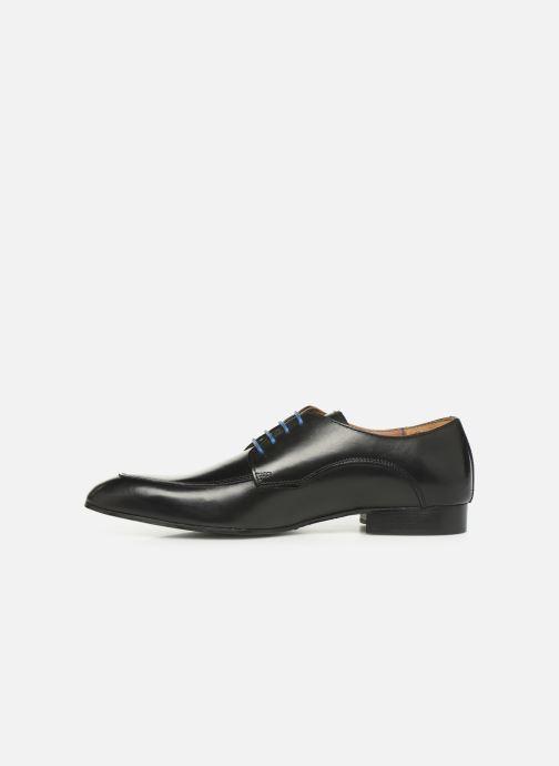 Zapatos con cordones Marvin&Co Nunzio Negro vista de frente