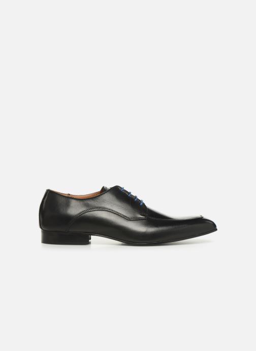 Zapatos con cordones Marvin&Co Nunzio Negro vistra trasera