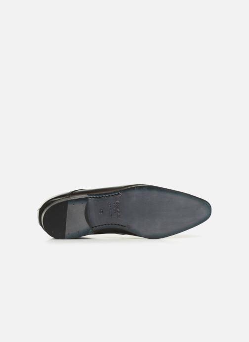 Chaussures à lacets Marvin&Co Nunzio Marron vue haut