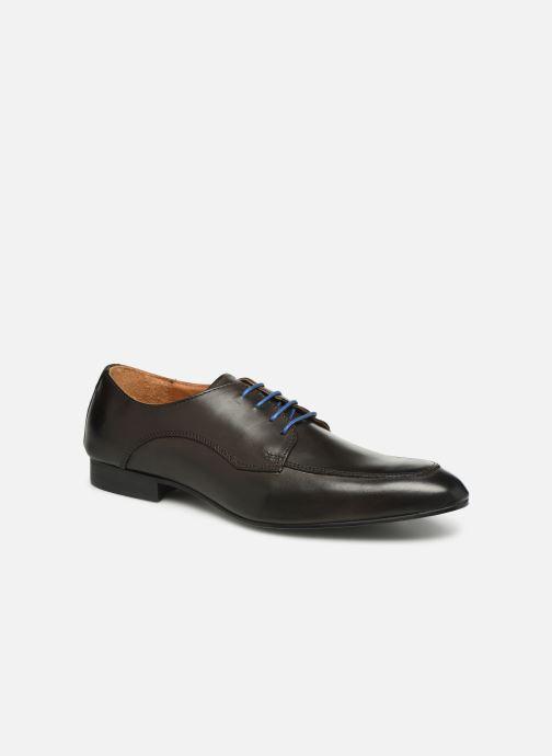 Chaussures à lacets Marvin&Co Nunzio Marron vue détail/paire