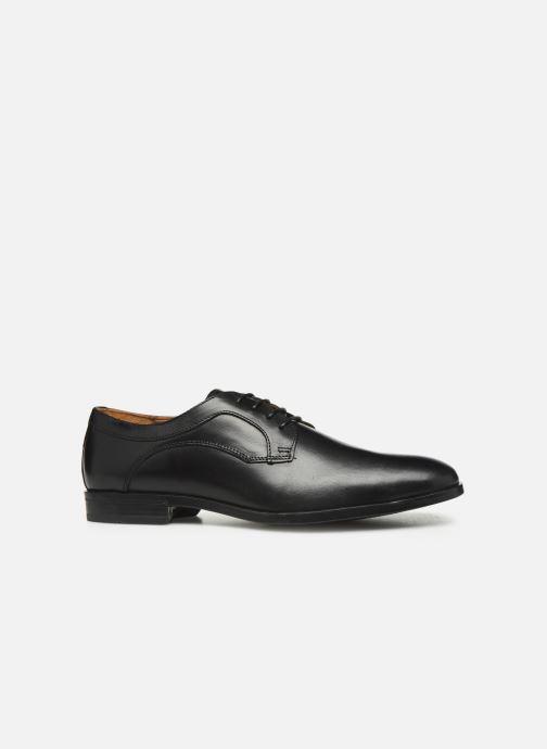 Chaussures à lacets Marvin&Co Nicolini Noir vue derrière