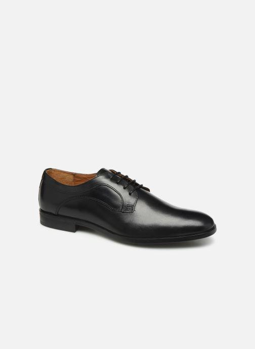 Chaussures à lacets Marvin&Co Nicolini Noir vue détail/paire