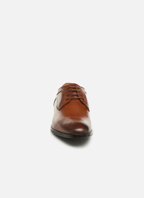 Chaussures à lacets Marvin&Co Nicolini Marron vue portées chaussures