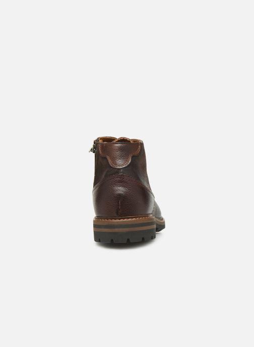 Bottines et boots Marvin&Co Nash Marron vue droite