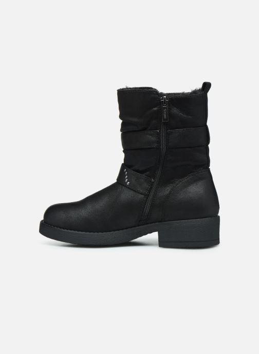 Bottines et boots MTNG WIKA Noir vue face