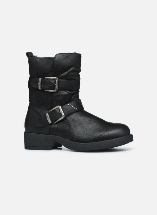Bottines et boots MTNG WIKA Noir vue derrière