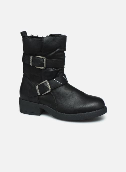 Boots en enkellaarsjes MTNG WIKA Zwart detail