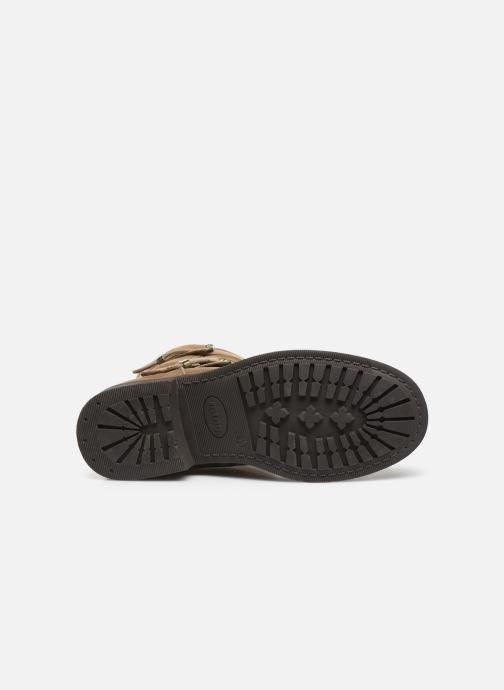 Boots en enkellaarsjes MTNG WIKA Beige boven