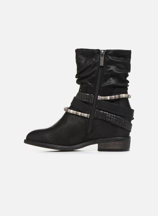 Boots en enkellaarsjes MTNG NEW WENDY Zwart voorkant