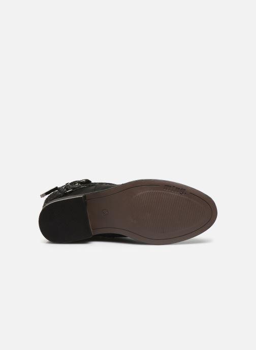 Bottines et boots MTNG NEW WENDY Noir vue haut