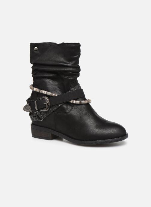 Boots en enkellaarsjes MTNG NEW WENDY Zwart detail