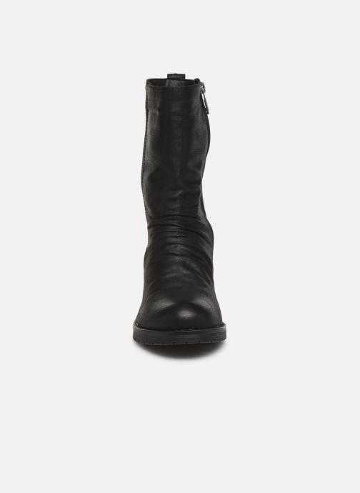 Boots en enkellaarsjes MTNG REINA 58564 Zwart model